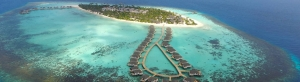 Amari Havodda: A sneak-peek at Maldives' luxury resort signifying opulence, style, and grandeur