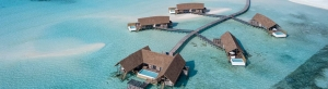 Cherish the experience of island life at the Como Cocoa Island, Maldives
