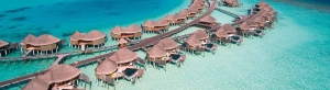 Experience next-level luxury living on the private paradise - Constance Halaveli, Maldives