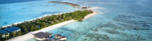 Le Méridien Maldives Resort & Spa: A beautiful blend of art, luxury, and serenity